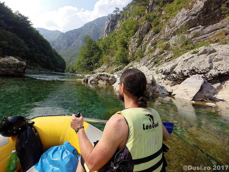 Tura moto Muntenegru si Croatia - canionul Tara, Durmitor